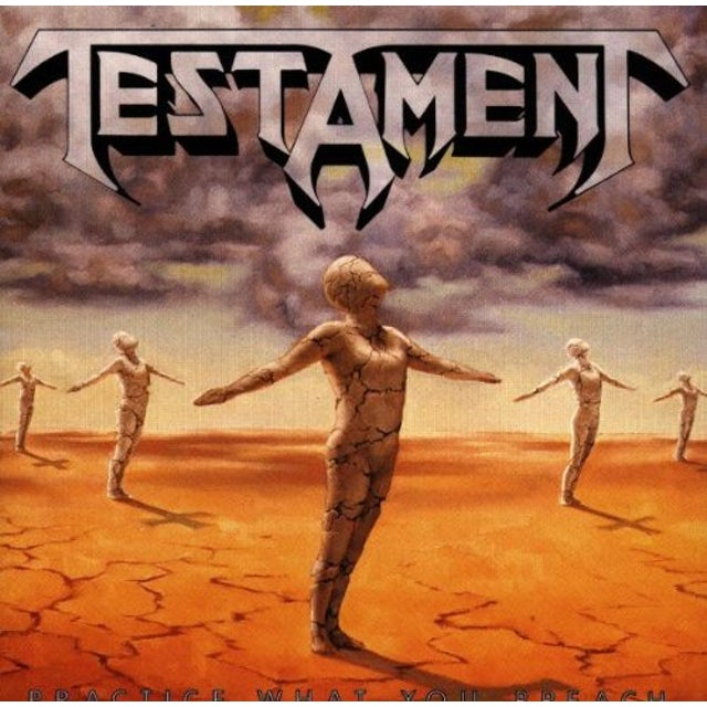 Testament PRACTICE WHAT YOU PREACH CD