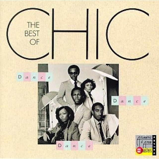 DANCE DANCE DANCE: BEST OF CHIC CD