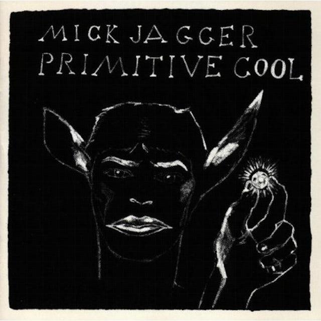 Mick Jagger PRIMITIVE COOL CD