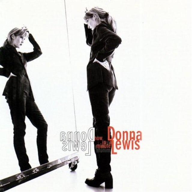 Donna Lewis NOW IN A MINUTE CD