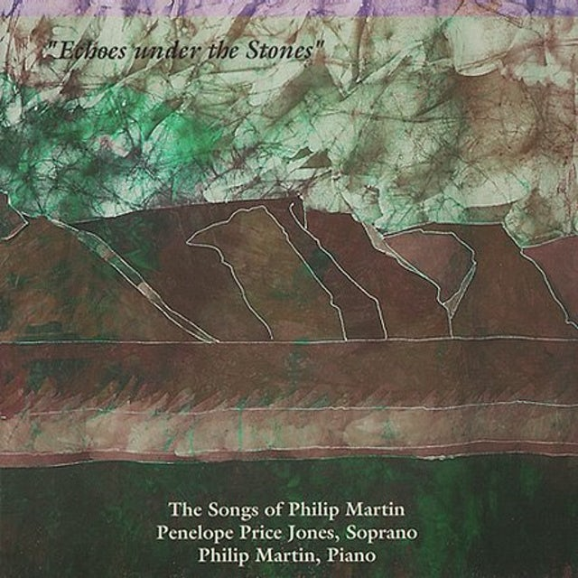 Philip Martin SONGS OF CD