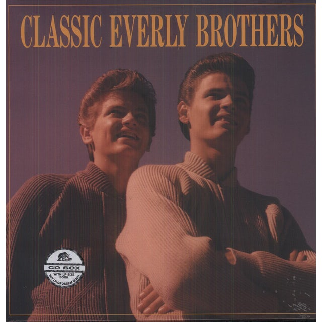 The Everly Brothers CLASSIC CD