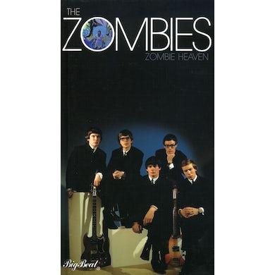 The Zombies ZOMBIE HEAVEN CD
