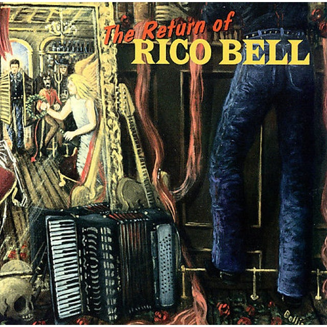 Rico Bell RETURN OF CD