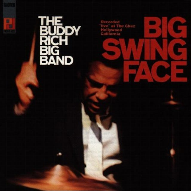 Buddy Rich BIG SWING FACE CD