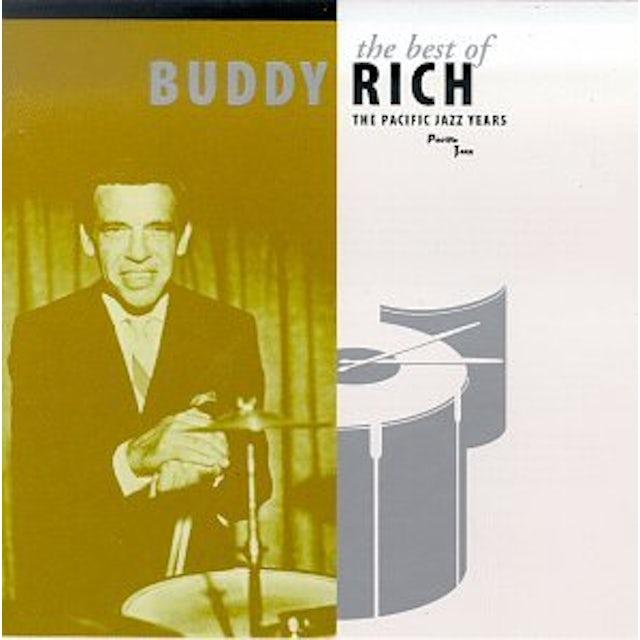 BEST OF BUDDY RICH CD