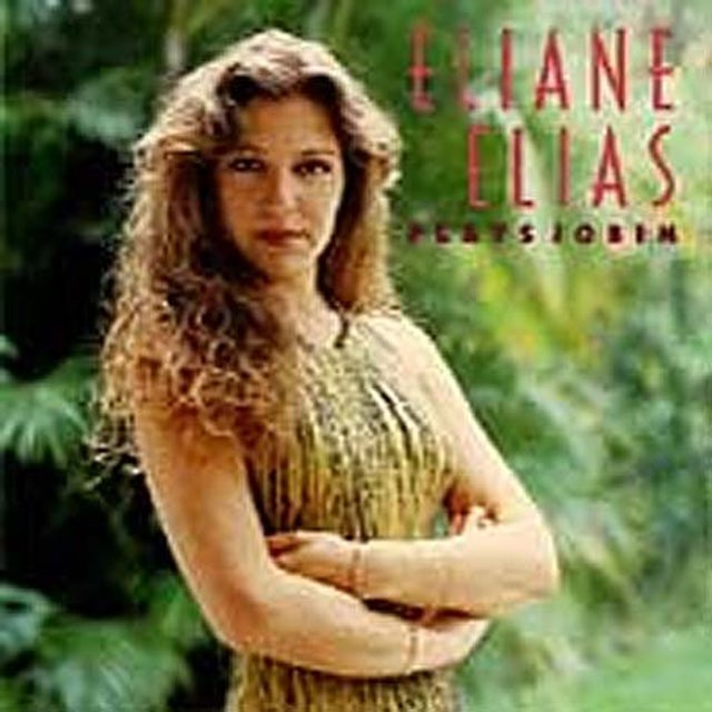 Eliane Elias PLAYS JOBIM CD