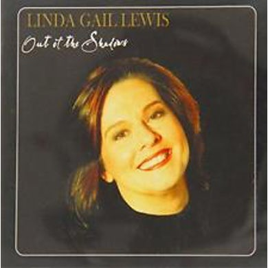 Linda Gail Lewis OUT OF THE SHADOWS CD