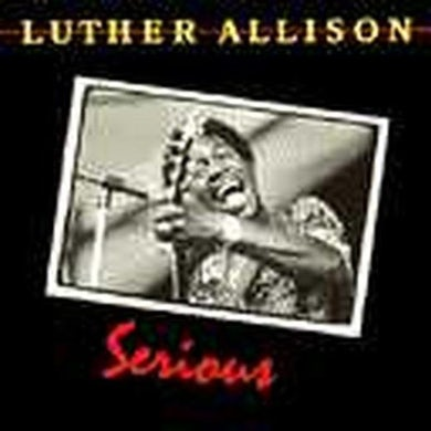 Luther Allison SERIOUS CD