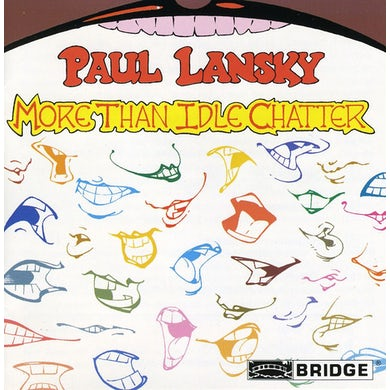 Lansky MORE THAN IDLE CHATTER CD