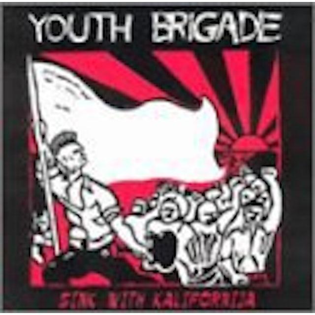 Youth Brigade SOUND & FURY Vinyl Record