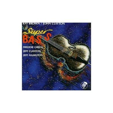 Ray Brown SUPER BASS CD