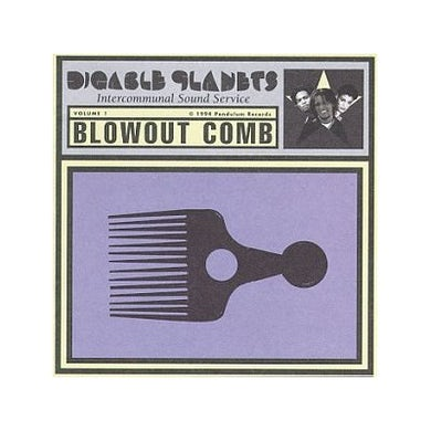 Digable Planets BLOWOUT COMB CD