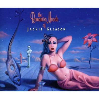 Jackie Gleason ROMANTIC MOODS OF CD