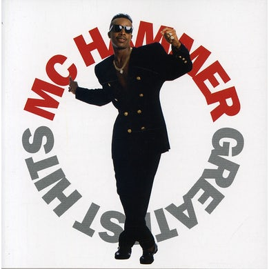 Mc Hammer GREATEST HITS CD