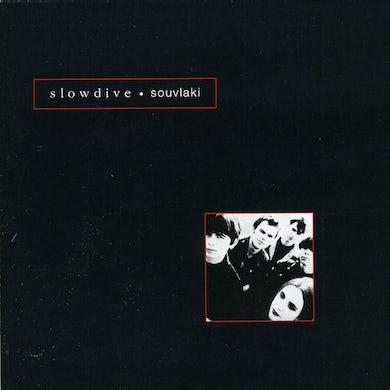 Slowdive SOUVLAKI CD