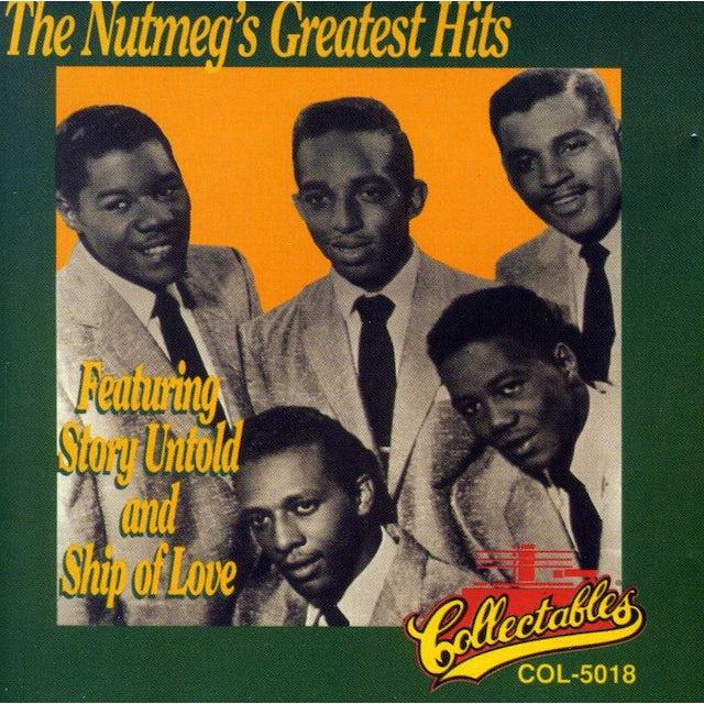 Nutmegs G.H. CD