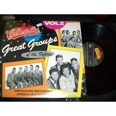 Great Groups Of The 50'S 2 / Various Vinyl Record