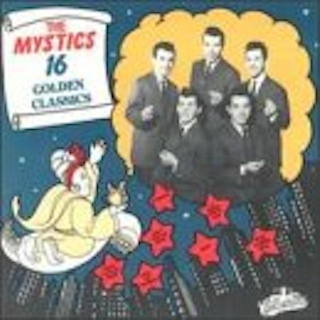 Mystics 16 GOLDEN CLASSICS CD
