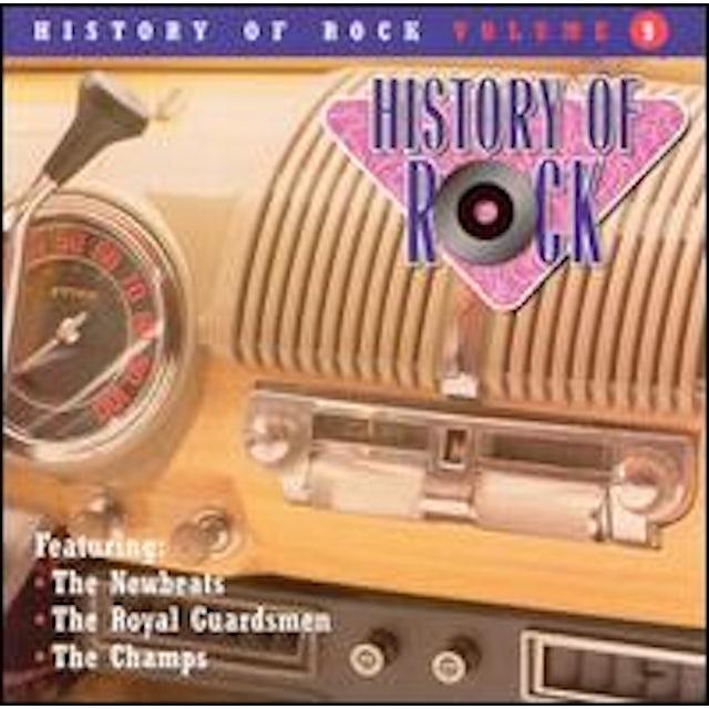History Of Rock 9 / Various CD