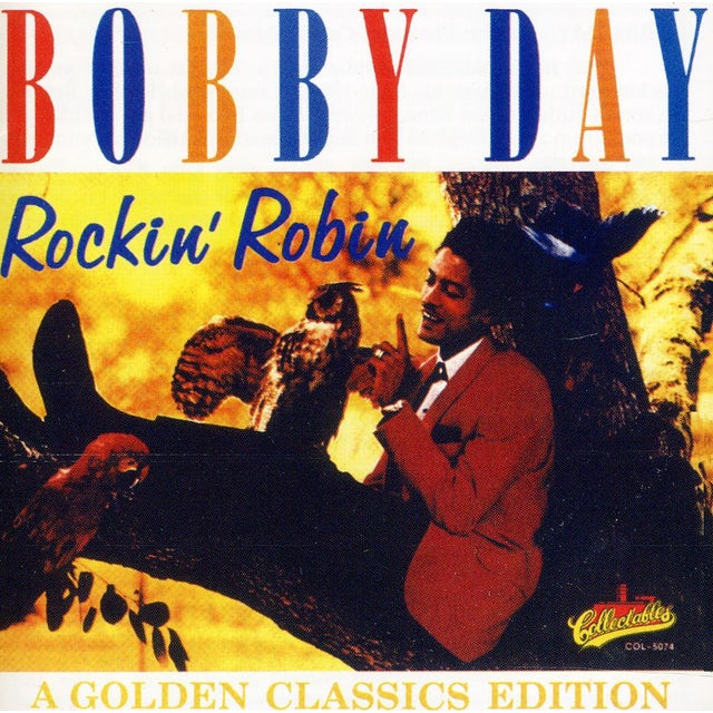 Bobby Day GOLDEN CLASSICS CD