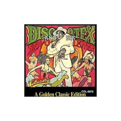 Disco Tex & His Sex-O-Lettes GET DANCIN CD