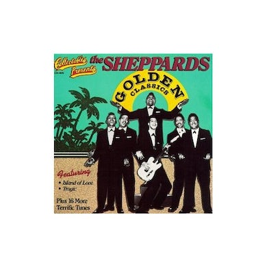 Sheppards ISLAND OF LOVE CD