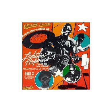 Lightnin Hopkins PAPA & MAMA HOPKINS 3 CD
