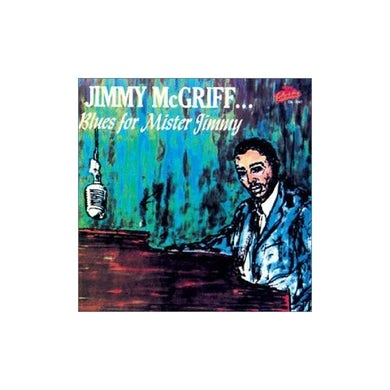 Jimmy Mcgriff BLUES FOR MR JIMMY CD