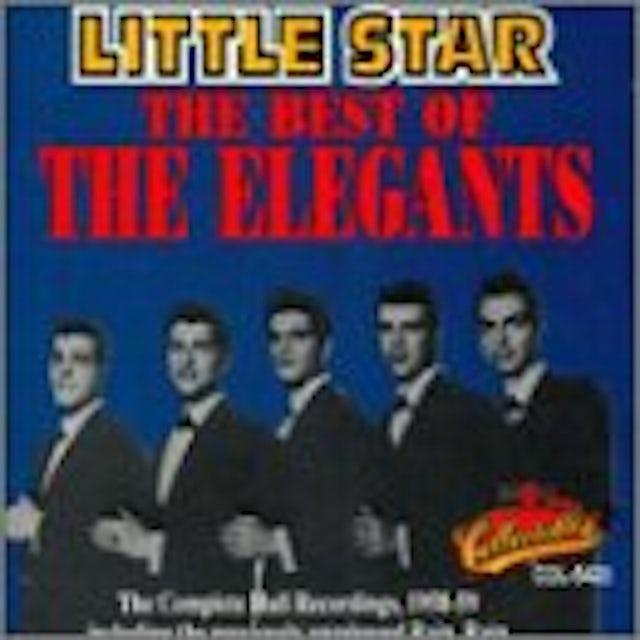LITTLE STAR: BEST OF ELEGANTS CD