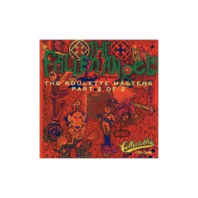 Fallen Angels ROULETTE MASTERS 2 CD