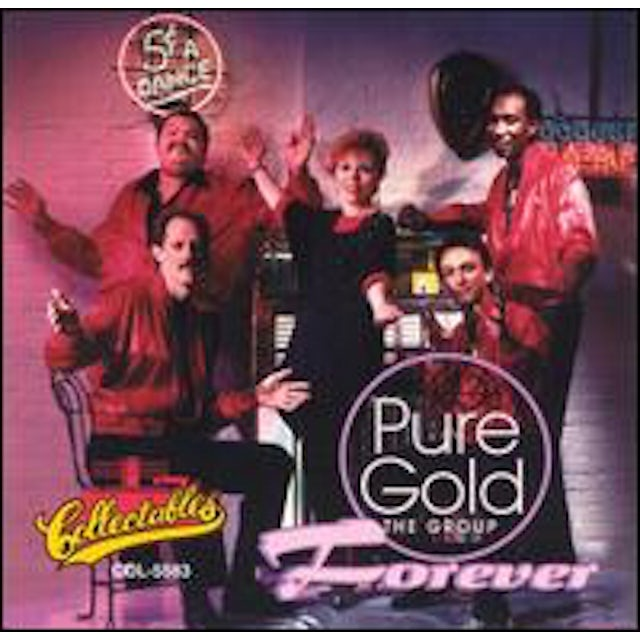 Pure Gold FOREVER CD