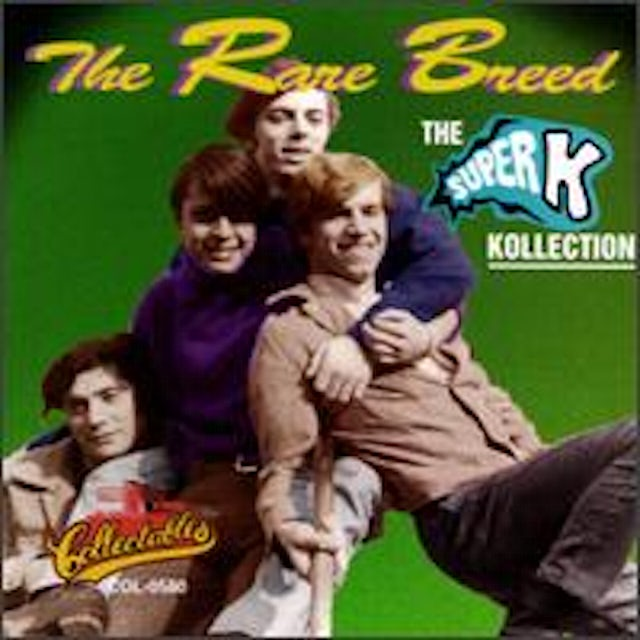 RARE BREED SUPER K KOLLECTION CD