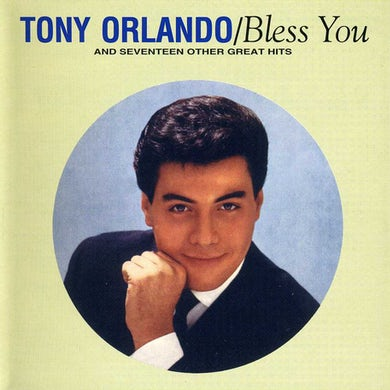 Tony Orlando BLESS YOU & 17 OTHER GREAT HITS CD
