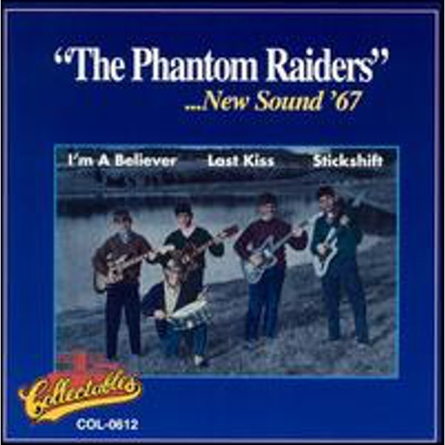 Phantom Raiders NEW SOUND '67 CD