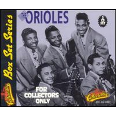 Orioles FOR COLLECTORS ONLY CD
