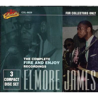 Elmore James COMPLETE FIRE & ENJOY RECORDINGS CD