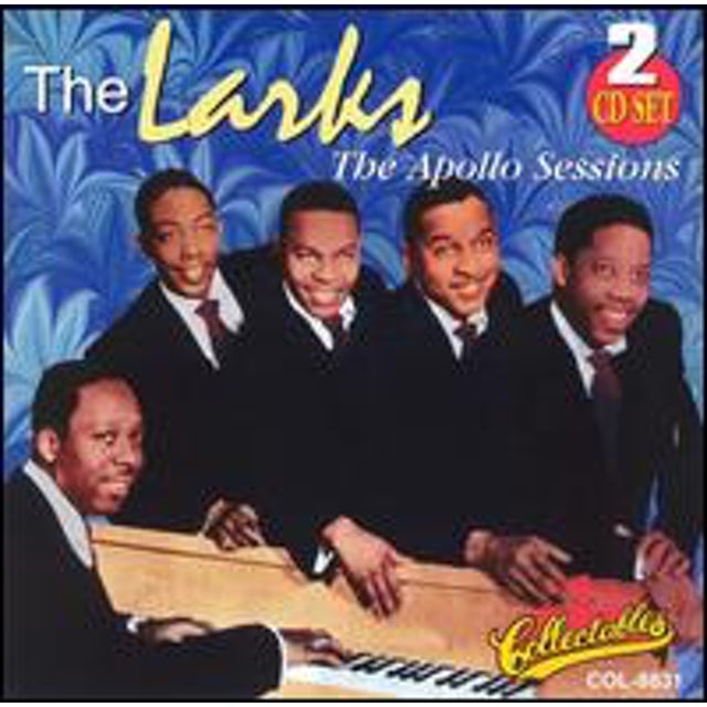 Larks APOLLO SESSIONS: FOR COLLECTORS ONLY CD