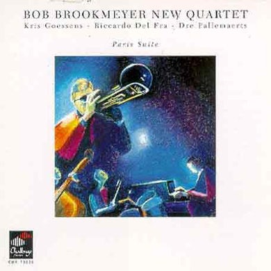 Bob Brookmeyer PARIS SUITE CD