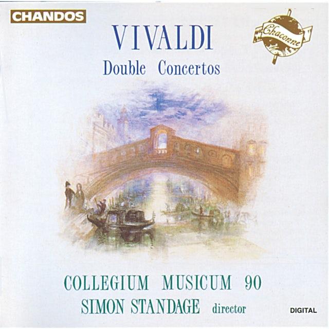 Vivaldi SELECTED DOUBLE CONCERTOS CD