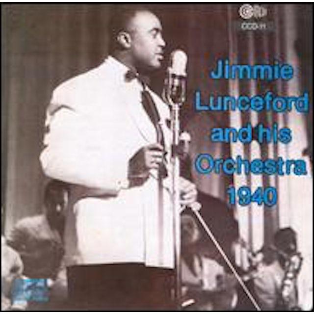 Jimmie Lunceford 1940 CD
