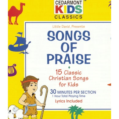 Cedarmont Kids CLASSICS: SONGS OF PRAISE CD