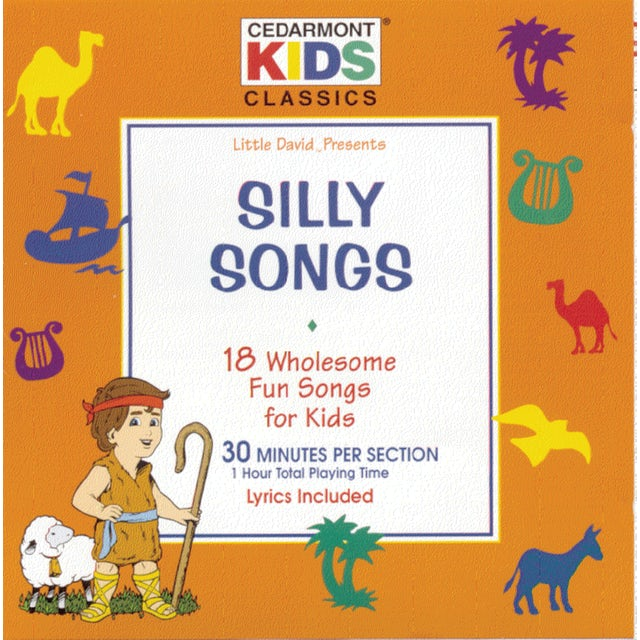 Cedarmont Kids CLASSICS: SILLY SONGS CD