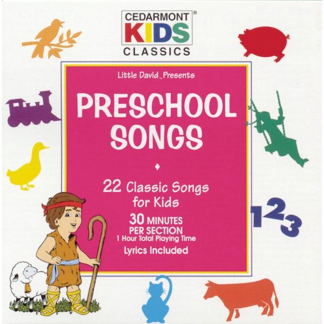Cedarmont Kids CLASSICS: PRESCHOOL SONGS CD