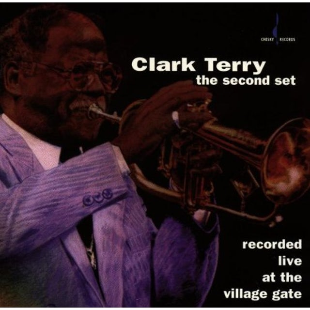 Clark Terry SECOND SET CD