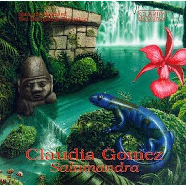 Claudia Gomez SALAMANDRA CD