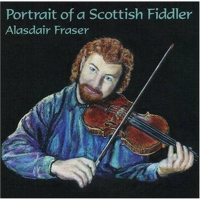 Alasdair Fraser PORTRAIT OF A SCOTTISH FIDDLER CD