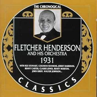 Fletcher Henderson 1931 CD
