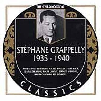 Stephane Grappelli 1935-1940 CD