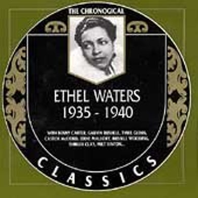 Ethel Waters 1935-1940 CD